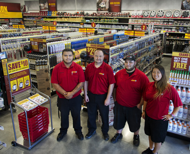 advance auto parts theft policy